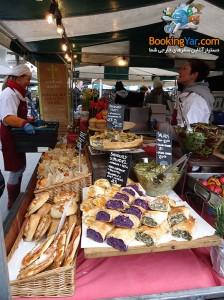 غذاهای سنتی و خانگی | فستیوال غذا در لندن