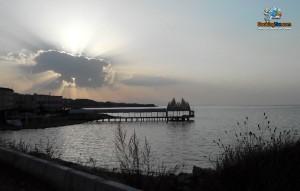 منظره از هتل Merit Sahmaran